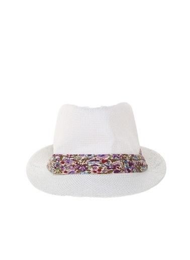 T-Box Şapka Beyaz